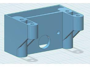 101hero lower rail stub - CAD Model