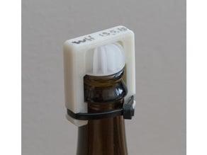 Champagne Cork Cage