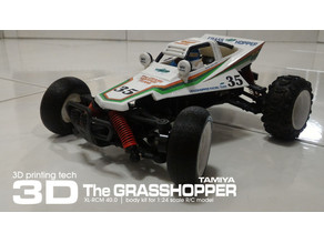 TAMIYA GRASSHOPPER 1:24 scale kit for SUBOTECH