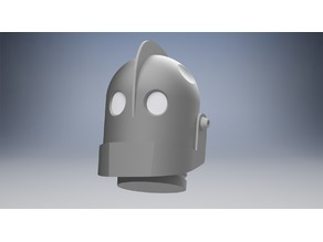 The Iron Giant (Head Only)