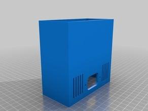 Anycubic kossel PSU holder