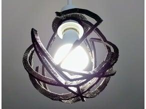 Customizable Procedurally Generated Lamp Shade - The Globe
