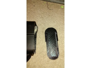 Airsoft P90 Back Cover