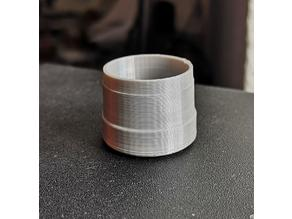 Bar-stool replacement rubber foot 25mm inner diameter