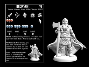 Huscarl (18mm scale)