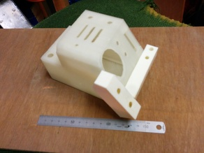 Proton Pack Proton Thrower Control Box