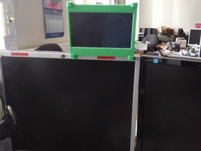 support lcd case v2 (for monitor)