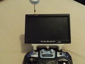 Fpv monitor mount for Turnigy(Flysky) i6