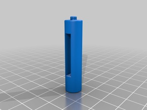 Dummy 10440 battery (with diode)