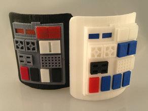 Rebel Pilot / Tie Fighter Pilot - Comm Pad