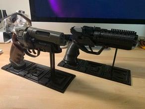 Blade Runner Prop Gun Stands
