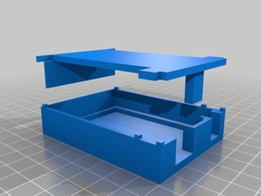 Arduino Case with Lid