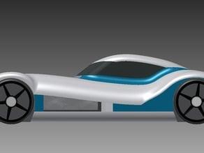 Semuto Racer Car!