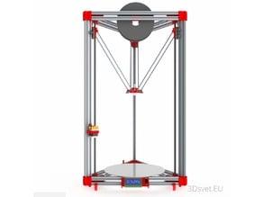 3DBuilder DELTA XXL 3D printer by 3Dsvet.eu