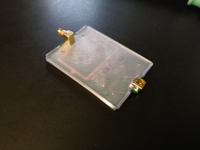 Enclosure for a Thinkpenguin USB WiFi adapter