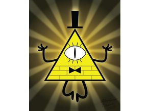 bill cipher (gravity falls)