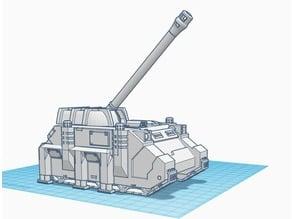 Harbinger, Warhammer 40k Artillery