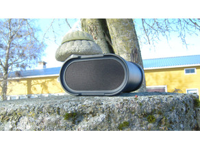Bluetooth speaker enclosure