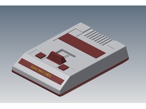 Famicom mini Case For Orangepi One