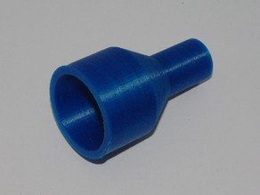 Parametric Pipe/Rod/Tube Adapter