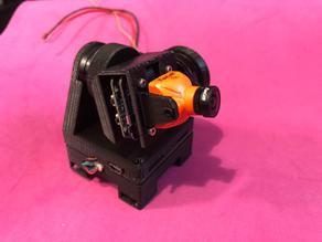 Super light Runcam Split mini gimbal (2 axis)