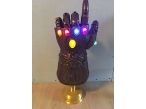 Hasbro Legends Infinity Gauntlet Stand/Holder