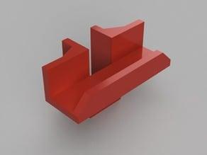 Anet A8 T corner tiny frame holder