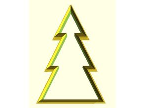 cookie cutter christmas tree customizer