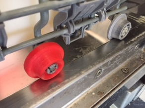 small wheel for Siemens Dishwasher