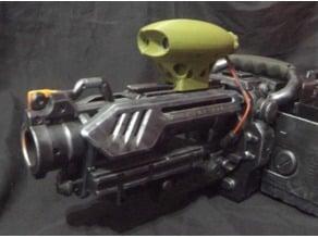 Nerf Sentry gun Attachment