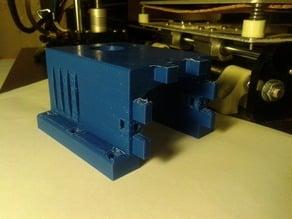 Mount for Z-stepper motors.
