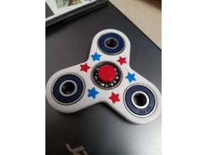 USA spinner fidget