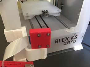PiCam holder for Blocks Zero