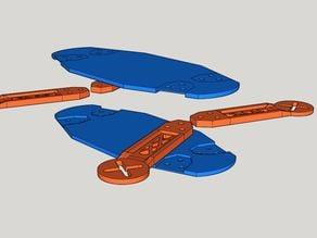 Genesis Quadcopter frame