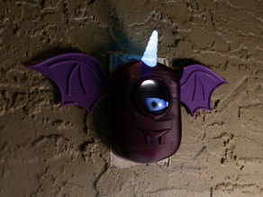Purple People Eater Doorbell