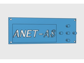 Anet A8 LCD Replaced