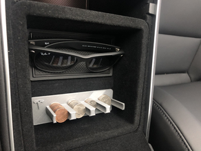 Model 3 Coin Holder (US Currency)