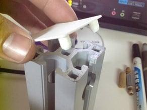Aluminium Profile 4040 end cap