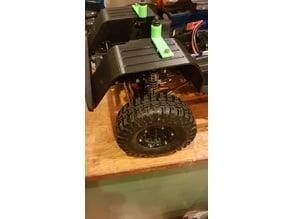 SCX10 2 Axial Cherokee inner wheel wells