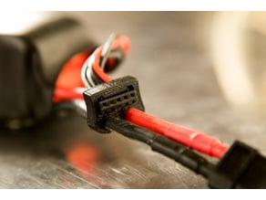 Lipo balance plug protector (click in)