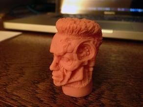 Terminator 2 head scan