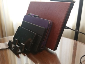 Phone and tablet holder - remixed