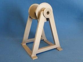 Free Standing Filament Spool Holder