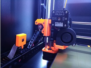 Prusa i3 MK2/MK3 camera mount for pi cam module V2