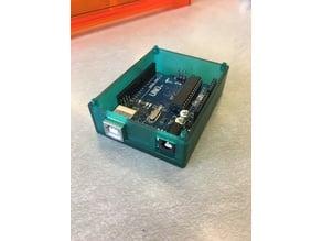Arduino Modular Case (back part)