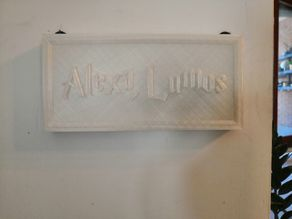 Alexa Lumos Switchboard cover