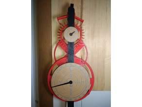 Benjamin Franklin Clock