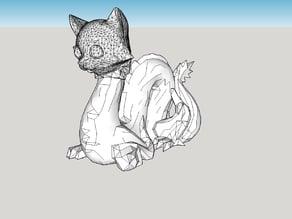 PurrrRagon (Cat-Dragon)