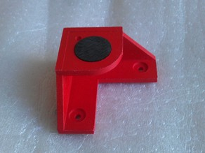 Mendel Foot with pad for Alloy Mendel