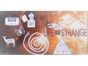 LIFE IS STRANGE - 7 Pendant